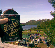 Harbor Bar at Jordan Pond